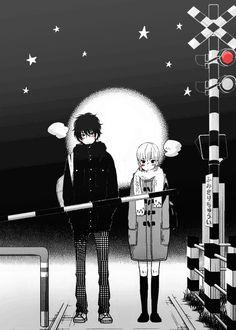 Y hoy me paso por acá con unos cuantos gifs de Tonari no Kaibutsu-kun, me pregunto si hay muchos a los que les guste tanto como a mí? x'DDD...