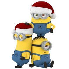 Minion Christmas, Plastic Christmas Tree, Hallmark Christmas Ornaments, Mickey Christmas, Baby First Christmas Ornament, Hallmark Keepsake Ornaments, Disney Ornaments, Christmas Crafts, Xmas