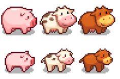 Cute animals mod