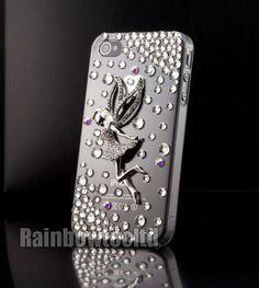 tinkerbell cell phone cover