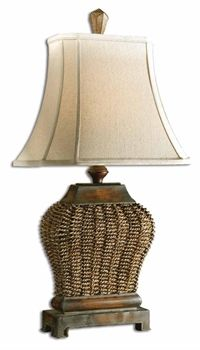 Picture Of Uttermost 27502 Primo Table Lamps Iron