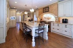 Beautiful Kitchen of Home in Chatham NJ