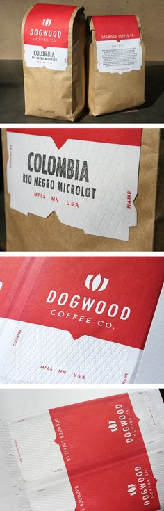 Dogwood Coffee by Holmberg Design