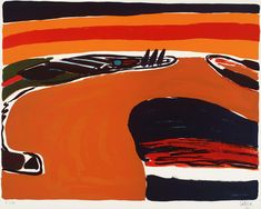 'Untitled - Orange', Pierre Celice | Tate