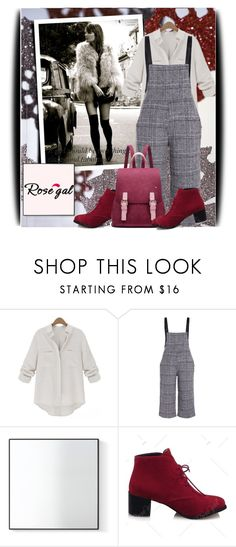 """""""Rosegal 46"""" by pantarei85 ❤ liked on Polyvore featuring Chanel"""