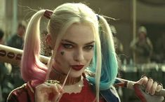 Margot Robbie Harley Quinn | Margot Robbie Would Like To Play Harley Quinn…