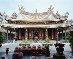 Ancient Traditional Chinese Architecture Typical China Buildings 300x240