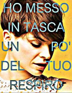 Alessandra Amoroso - Sul ciglio senza far rumore artlyric il nuovo singolo (09/2016) estratto da #VIVEREACOLORI  #AlessandraAmoroso #musica #canzoni #frasi