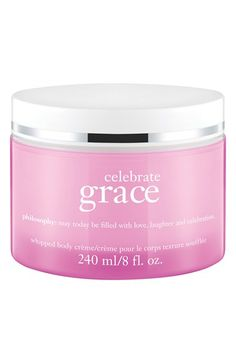 philosophy 'celebrate grace' whipped body crème (Limited Edition) available at #Nordstrom