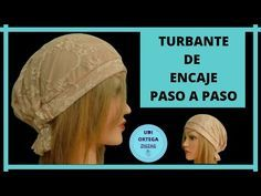 Hat Patterns To Sew, Sewing Patterns, How To Make Turban, Chemo Beanies, Turban Hat, Diy Hair Bows, Hand Embroidery Designs, Sewing Projects For Beginners, Fashion Sewing