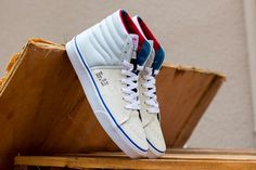 Vans hi inside out release info date white sail red blue Medium Bob Hairstyles, Casual Hairstyles, Blonde Hairstyles, Layered Hairstyles, Teen Hairstyles, Pixie Haircuts, Braided Hairstyles, Sk8 Hi, Spring Shoes