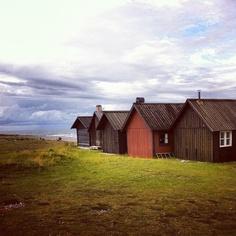 Isla de  Fårö (Suecia)