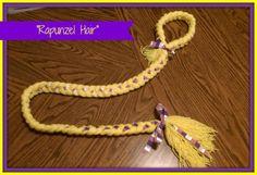 DIY Rapunzel Hair!