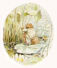Image detail for -... Illustration from the Complete Tales of Beatrix Potter…