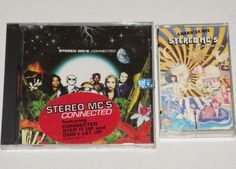 STEREO MC's TAPE CASSETTE + Connected SEALED CD Mix Acid Jazz R&B Soul Electro - http://music.goshoppins.com/cassettes/stereo-mcs-tape-cassette-connected-sealed-cd-mix-acid-jazz-rb-soul-electro/