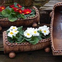 Ceramic Pottery, Pottery Art, Ceramic Art, Clay Design, Ceramic Design, Succulents In Containers, Pottery Classes, Ceramic Studio, Pottery Designs