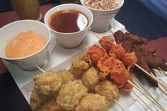 Recipe: Kwek-kwek, Homemade Kikiam and Fish Balls in Sweet, Vinegar, and Thousand Island dips | GMANetwork.com - Entertainment - Home of Kapuso shows and stars - Articles
