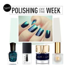 """Polishing Off the Week"" by polyvore-editorial ❤ liked on Polyvore featuring beauty, Smith & Cult, Deborah Lippmann, NARS Cosmetics, Estée Lauder, nailpolish, polishingofftheweek and newnownails"