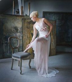 Wedding Dresses from Leila Hafzi | Burnett's Boards - Daily Wedding Inspiration