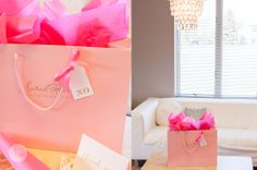 Boutique Packaging by Sarah Modene Photography