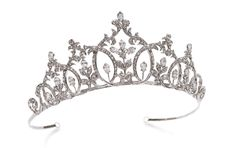 'Imperial Beauty' tiara by Ivory & Co.