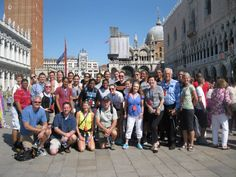 CU women's basketball team and crew in Italy 2013!