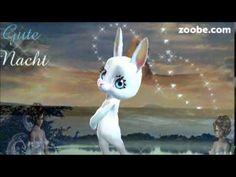 Gute Nacht - Morgen früh küss ich dich wach...;-) Liebe, Träume, Zoobe, Animation - YouTube