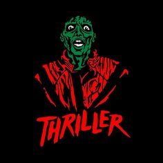 """'Michael Jackson """"Zombie Thriller"""" ' Poster by indeepshirt Michael Jackson Dibujo, Michael Jackson Zombie, Michael Jackson Tattoo, Michael Jackson Thriller, Lion Illustration, Dark Art Drawings, Photo Background Images, Cool Posters, Horror Art"""