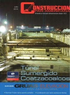 Título: Construcción Pan-Americana / Autor: Construcción Pan-Americana / Año 2015 / Còdigo: REV/625.8/C76/JUL
