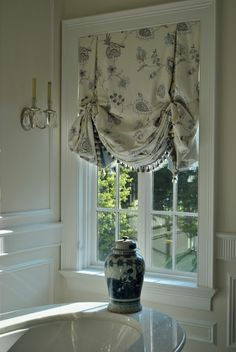 The Enchanted Home, what a pretty window