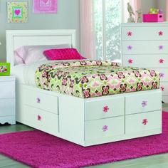 Kith Furniture Savannah Sleigh Storage Bed - 269-36-71-73-SET 570