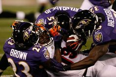 Baltimore Ravens Team Photos - ESPN  Surrounded by PURPLE!