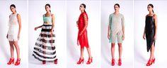 Danit Peleg(ダニット・ペレグ)はイスラエルのデザイナー。ファッションの専門学校の卒業制作で、家庭用の3Dプリンターのみで制作されたコレクションを発表し、注目されています。Danit Pelegが注目されている理由は「家庭用の3Dプリンターでリアルクローズを制作できた」という点。