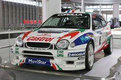 TOYOTA COROLLA WRC (replica)