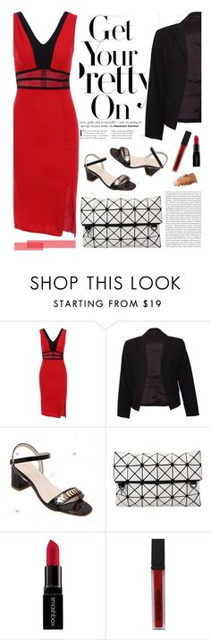 """""""Nastydress 33/3"""" by merima-kopic ❤ liked on Polyvore featuring Theory, Smashbox and nastydress"""