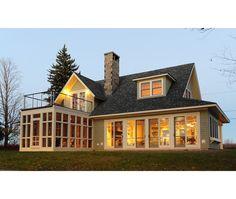VT lakeside house  | TruexCullins Architecture + Design