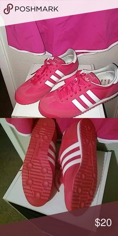 Buy one get $10 item free Adidas worn a few times great condition shorts 2x you can have them too if you want I never wore them Shoes