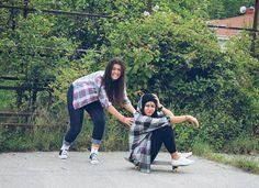 #my  #love  #trip  #frieds  #skate  #skatebord  #skategirls