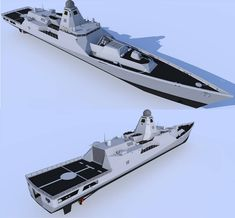 Littoral Combat by kaasjager on DeviantArt Model Warships, Us Navy Ships, Sci Fi Ships, Concept Ships, Military Weapons, Military Equipment, Aircraft Carrier, Boat Building, Royal Navy
