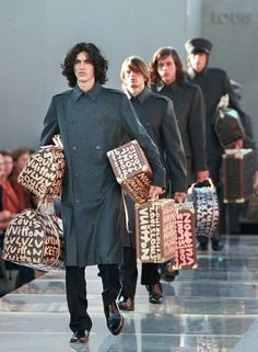 17 Things You Probably Never Knew About Louis Vuitton: If you survived the logomania of the early 2000s, you know:there's no monogram easier to recognize than Louis Vuitton.