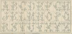 Free Easy Cross, Pattern Maker, PCStitch Charts + Free Historic Old Pattern Books: Sajou No 666