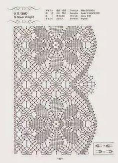 "ru / tymannost - Альбом ""The World of Cross Stitching Crochet Motif, Crochet Doilies, Crochet Lace, Crochet Patterns, Bobbin Lacemaking, Bobbin Lace Patterns, Lace Heart, Point Lace, Lace Jewelry"