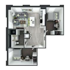 Millionaire Homes, Archi Design, Luxury Life, Amazing Architecture, Bathroom Medicine Cabinet, Instagram, House Design, Living Room, Bedroom