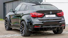 2015 LUMMA Design CLR X6 R based on BMW X6 Wallpaper