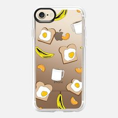 Casetify iPhone 7 Case and Other iPhone Covers - Breakfast by Megan Roy | #Casetify