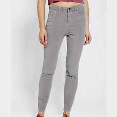 BDG Grey High Waisted Pants ✨ NWT Urban Outfitters Pants