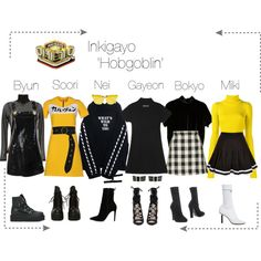 Collections by lunar-official Kpop Fashion Outfits, Stage Outfits, Grunge Outfits, Dance Outfits, Girl Outfits, Cute Comfy Outfits, Stylish Outfits, Simple Outfits, Korea Dress