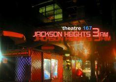 jackson height, compani jackson, carolin cubicl, theater compani, aka work, work stuff, cubicl aka