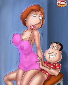 Sexy cartoon porn family guy