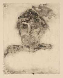 Barry Flanagan 'Self-Portrait', 1972 © The estate of Barry Flanagan, courtesy Plubronze Ltd